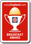 enjoyEngland.com Breakfast Award