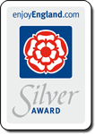 enjoyEngland.com Silver Award